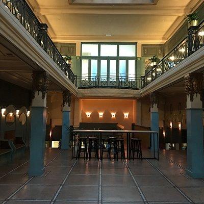 Le foyer Hamesse (Pathé Palace)