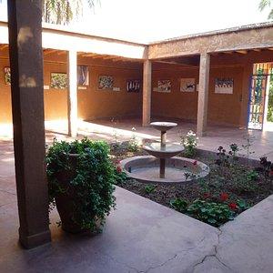 hall culturel