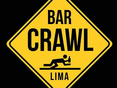 Bar Crawl Logo