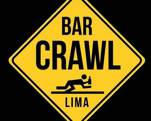 Bar Crawl Logo