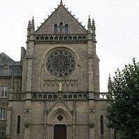 L'église du couvent.