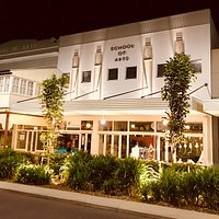 KickArts is temporarily located at the School of Arts Precinct at 93-105 Lake Street Cairns.  In 2018-19, the Centre of Contemporary Arts (CoCA) Cairns - where KickArts is usually located, will be upgraded through a $3.5 million Queensland Government investment.