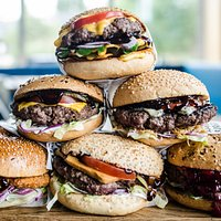 Tasty burgers made with passion!