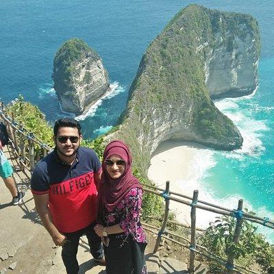 Kelingking Beach Penida  - Tourist Bali