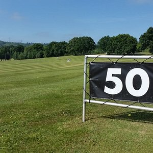 Our 30 bay driving range is perfectly set up to enhance the coaching provided by our full qualified P.G.A Professionals.