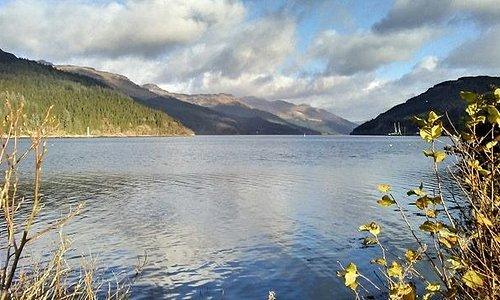 Lovely Loch Long