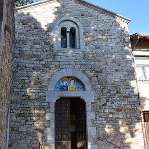Pieve dei Santi Cosma e Damiano