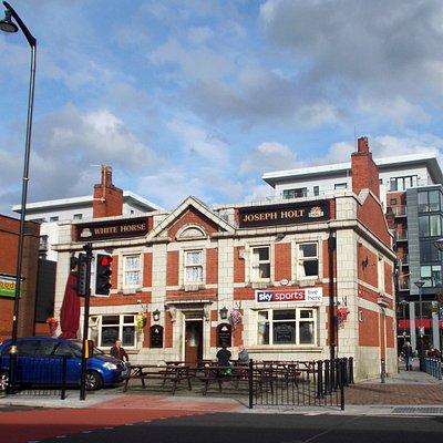 White Horse, Prestwich