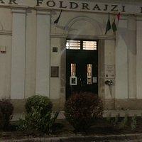 Magyar Foldrajzi Muzeum