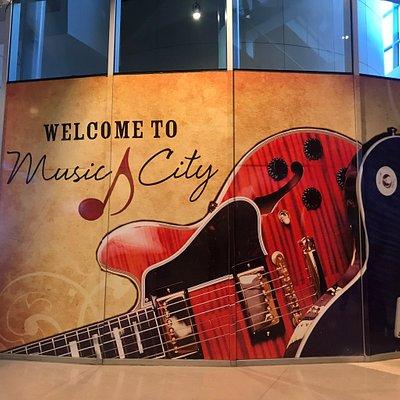 Nashville Visitors Center