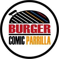 Logo de Burger Comic Parrilla