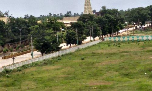 Chengalamma from Yosodha Tower.