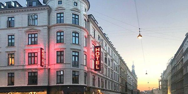 billig hotel københavn