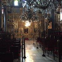 Iglesia Patriarcal de San Jorge principal catedral Ortodoxa Griega