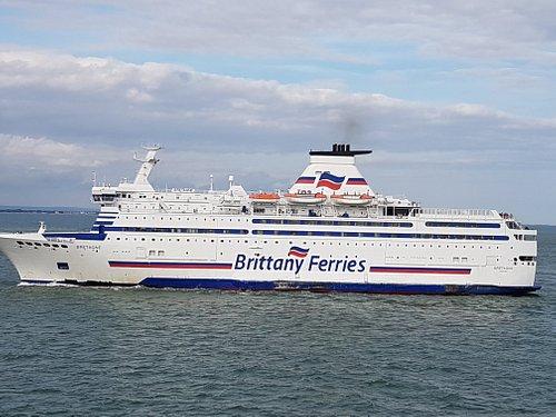 The Bretagne....