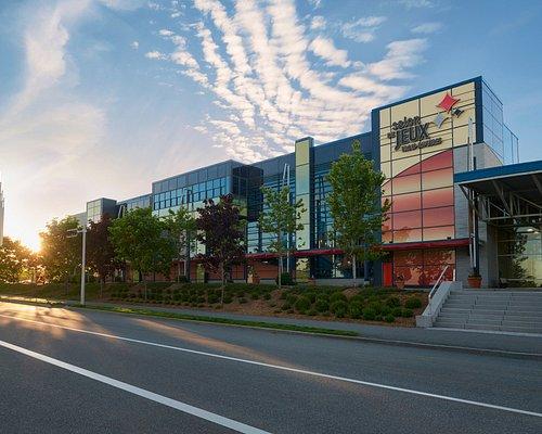 Vue extérieure - Salon de jeux de Trois-Rivières