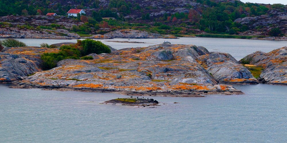 Långedrag, Västra Götalands Län, Sweden