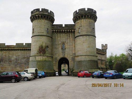 Замок Бранспет
