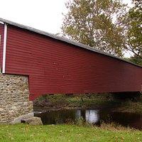 Kreidersville Covered Bridge
