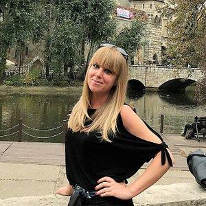 Julia Kravianszky, private tour guide