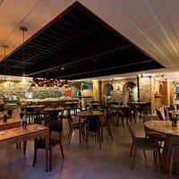 Restaurante Italiano, no coração de Ouro Preto
