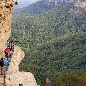 Blue Mountains Day HIke