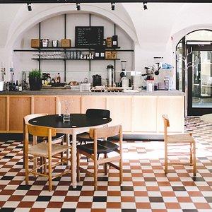 Kavalleriet Café, Stockholm