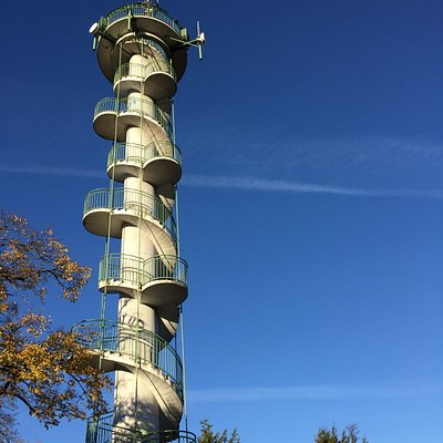 The 31-m tower.