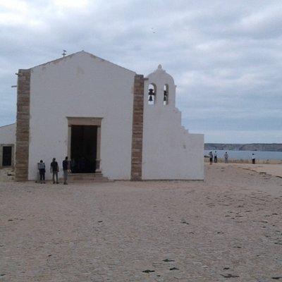 Ingreja de Nossa Senhora da Graca in Sagres Fort