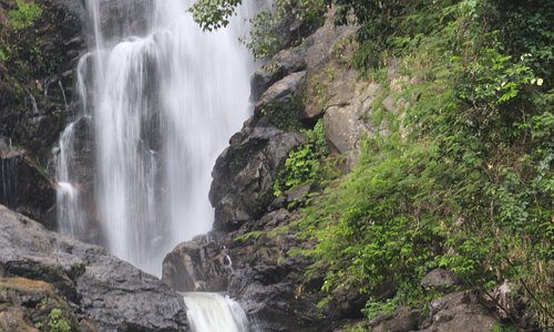 Irrupu water fall