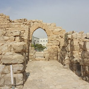 Monastery remains