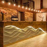 A gorgeous tasting room is waiting for you.... Come enjoy the high ceilings and delicious wines! Contact sales@alvento.ca to book your custom private tour.