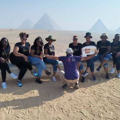 our group mr brown sugar egypt tours