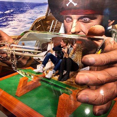 Die Familienattraktion in Hamburg - www.3dtrickart.de