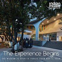 Indian Music Experience is Open to public .