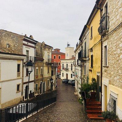 Rapino, centro storico