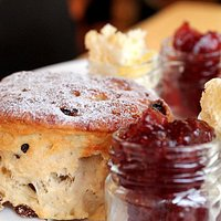 Delicious cream teas served daily from 2.30pm.