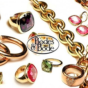Jewellery by Bodes & Bode