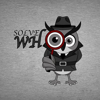 The very wise Solve WHO owl.
