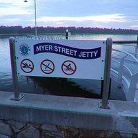 Myer Street Jetty