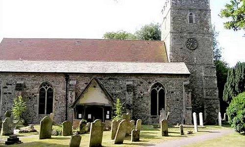 St.Nicholas' Church, Sturry