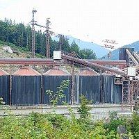 建築中の八ッ場ダムが近いです