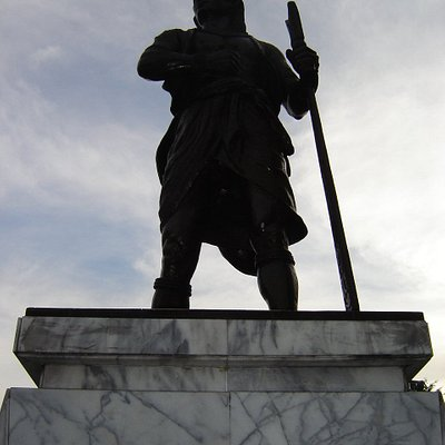 sultano sul piedestallo
