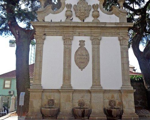 Fonte das Três Bicas, Viseu, Portugal