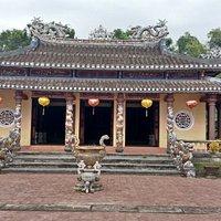 Van Thanh - Confucius Temple