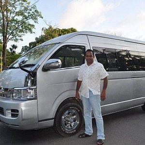 Chauffeur Sri Lanka