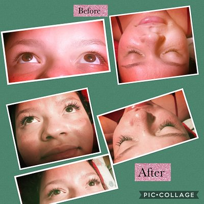 Lash extensions 1 by 1 classic