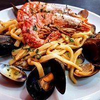Riquísima comida napolitana!!!