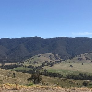 Connors Hill Lookout