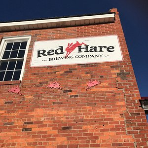 """Red Hare Brewery Shallotte,NC """"love it"""""""